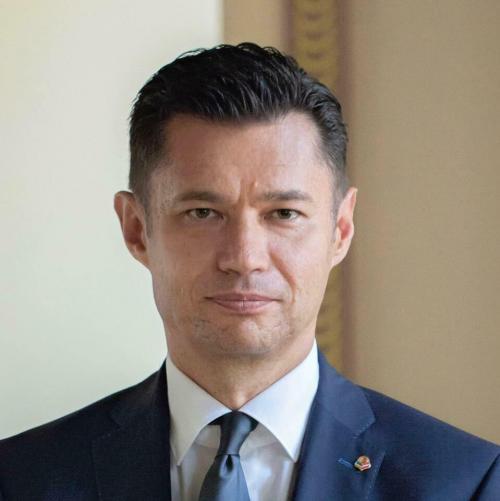 Olexandr Schtscherba, ukrainischer Botschafter in Österreich
