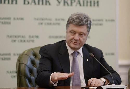 Pjotr Poroschenko - Bild: Max Lewin