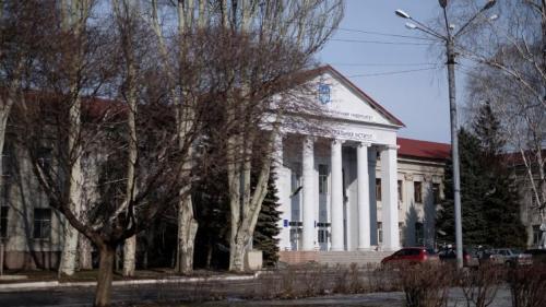 Pokrowsk Kulturpalast
