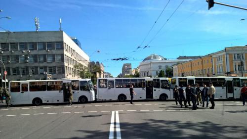 Polizeibusse