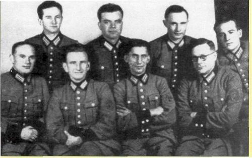 Roman Schuchewytsch Bataillon Nachtigall