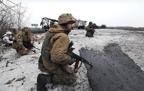 """""""Schleichende Offensive"""" im Donbass: Wie die Ukraine den Positionskrieg führt - rbc.ua"""