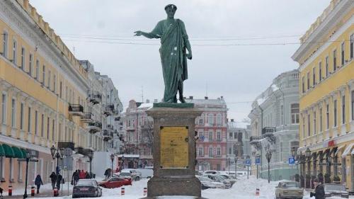 Odessa - Herzog von Richelieu