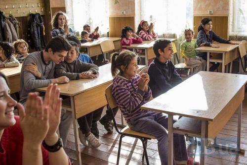Roma in der Schule
