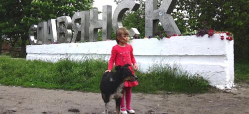 Slawjansk - Ein Jahr nach der DNR
