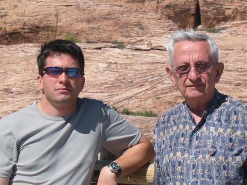 Taras und Jurij Ferenzewytsch