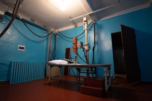 Tuberkulosebehandlungszentrum Ukraine