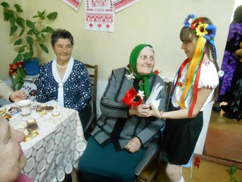 Altenpflege in der Ukraine