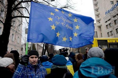 Ukrajina ze Jewropa