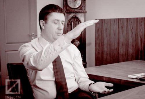 Vizepremier und Kulturminister Wjatscheslaw Kyrylenko