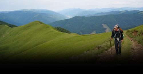 900 Kilometer zu Fuß: Wie zwei Lwiwer die Ukraine von Westen nach Osten durchreisen