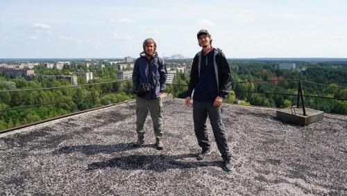 Die Jungs eine Woche in der Tschornobyl-Zone.