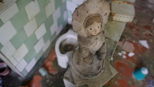Tschornobyl - das ist über irgendeine dunkle Seite des Menschen, die immer ein Teil von ihm ist.