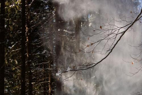 Winter in den ukrainischen Karpaten 4