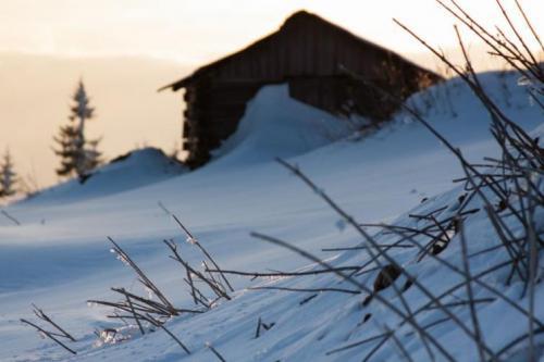 Winter in den ukrainischen Karpaten 6