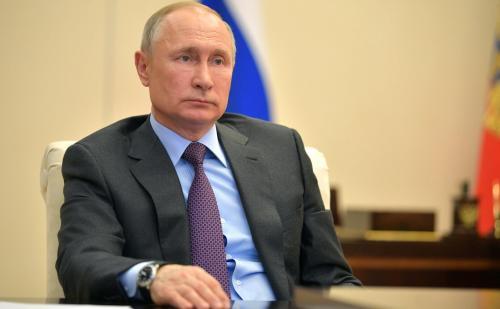 Wladimir Putin, Foto: Kremlin.ru