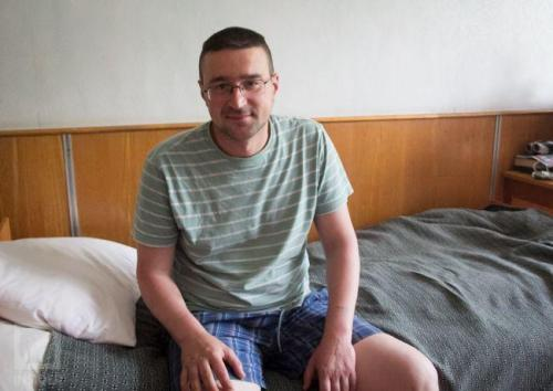Ex-Soldat Wladimir