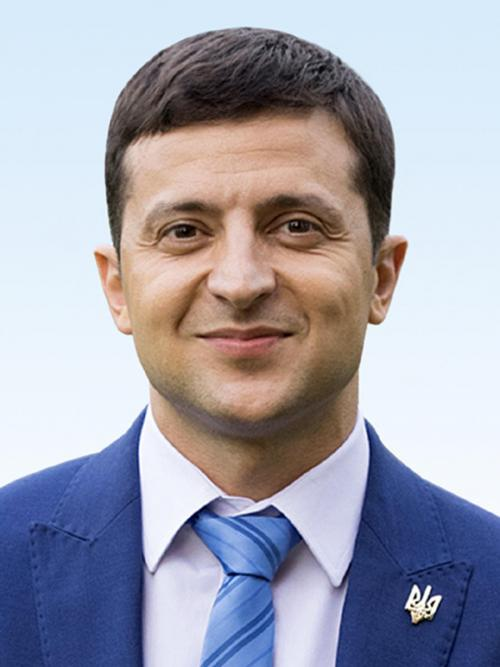 Wolodymyr Selenskyj - Wladimir Selenski