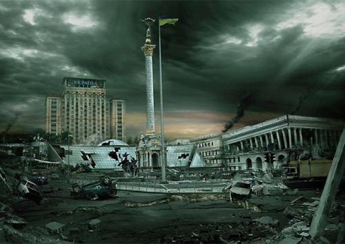 Zahlungsausfall der Ukraine