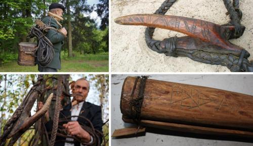 Diejenigen, die diese Werkzeuge hergestellt haben, sind schon lange nicht mehr am Leben