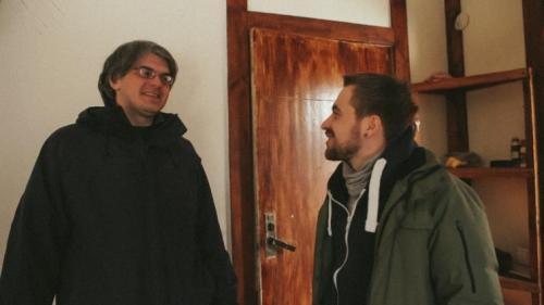 "Maxym Ptschelow und Olexij Nahornjuk gründeten den Verein ""Bortnyky Ukrajiny"""