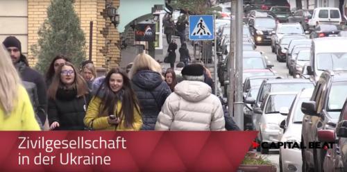 Zivilgesellschaft in der Ukraine