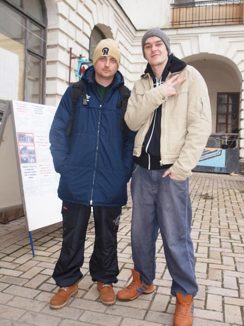 Alf und Kobsar