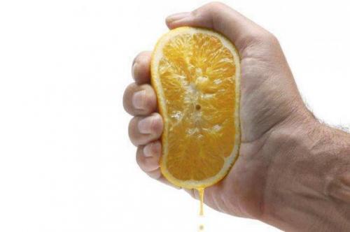 Ist die Ukraine wie eine ausgepresste Orange?