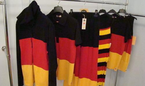 deutsche Fankleidung aus der Ukraine