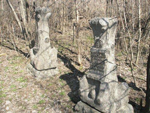 Gräber deutscher Kolonisten