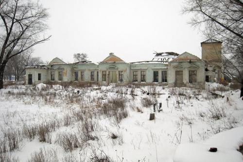 Haus von Gustav Hartmann in Lugansk