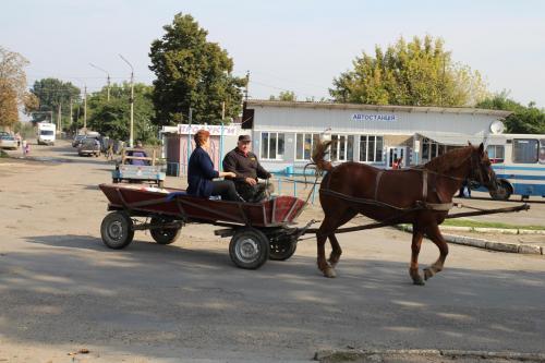 rumänische Minderheit Herţa 14