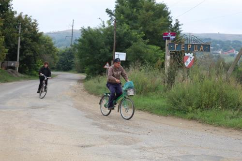 rumänische Minderheit Herţa 2