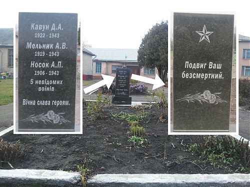 staatlicher Vandalismus 3 - Jaworiwka