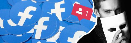 ukrainische Facebookbots