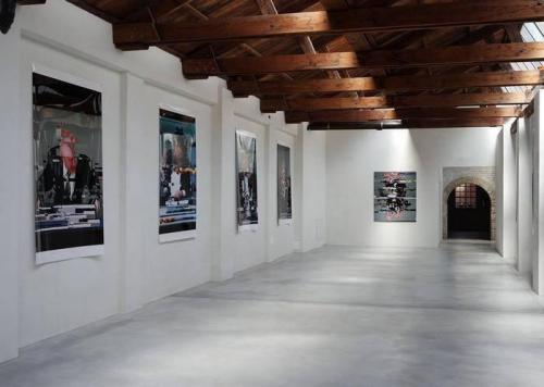 ukrainischer Pavillon auf der Biennale in Venedig 2017