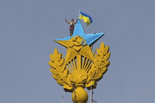 Roofer Mustang in Moskau
