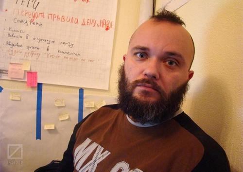 Wjatscheslaw Bondarenko aus Lugansk